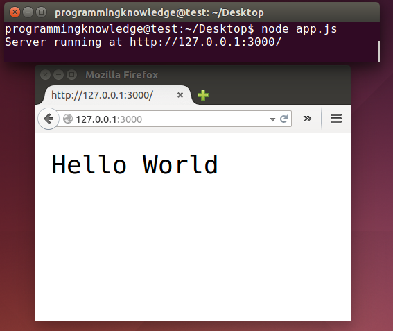 How to Install Latest Nodejs with Npm on Ubuntu
