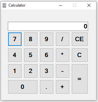 How to Make a Calculator in C# Windows Form Application