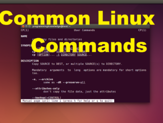 Linux Command Line Tutorial For Beginners - Copy