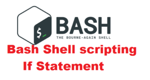 Bash Shell scripting - If Statement