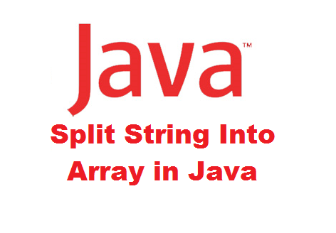 Java Example – Split String Into Array in Java