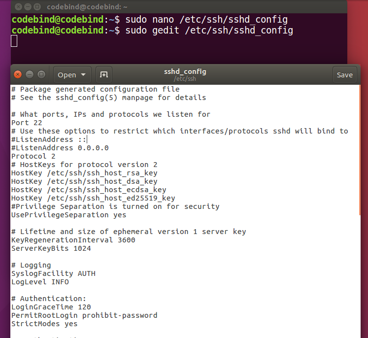 How to Enable SSH on Ubuntu 18 04 LTS (Install openssh-server)