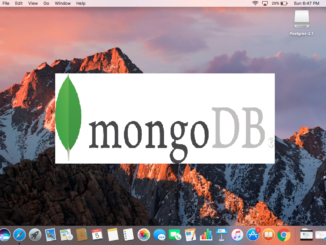 How to install MongoDB on Mac OS X