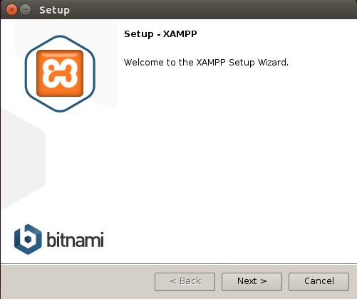 xampp install 1