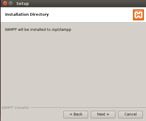 xampp install 2