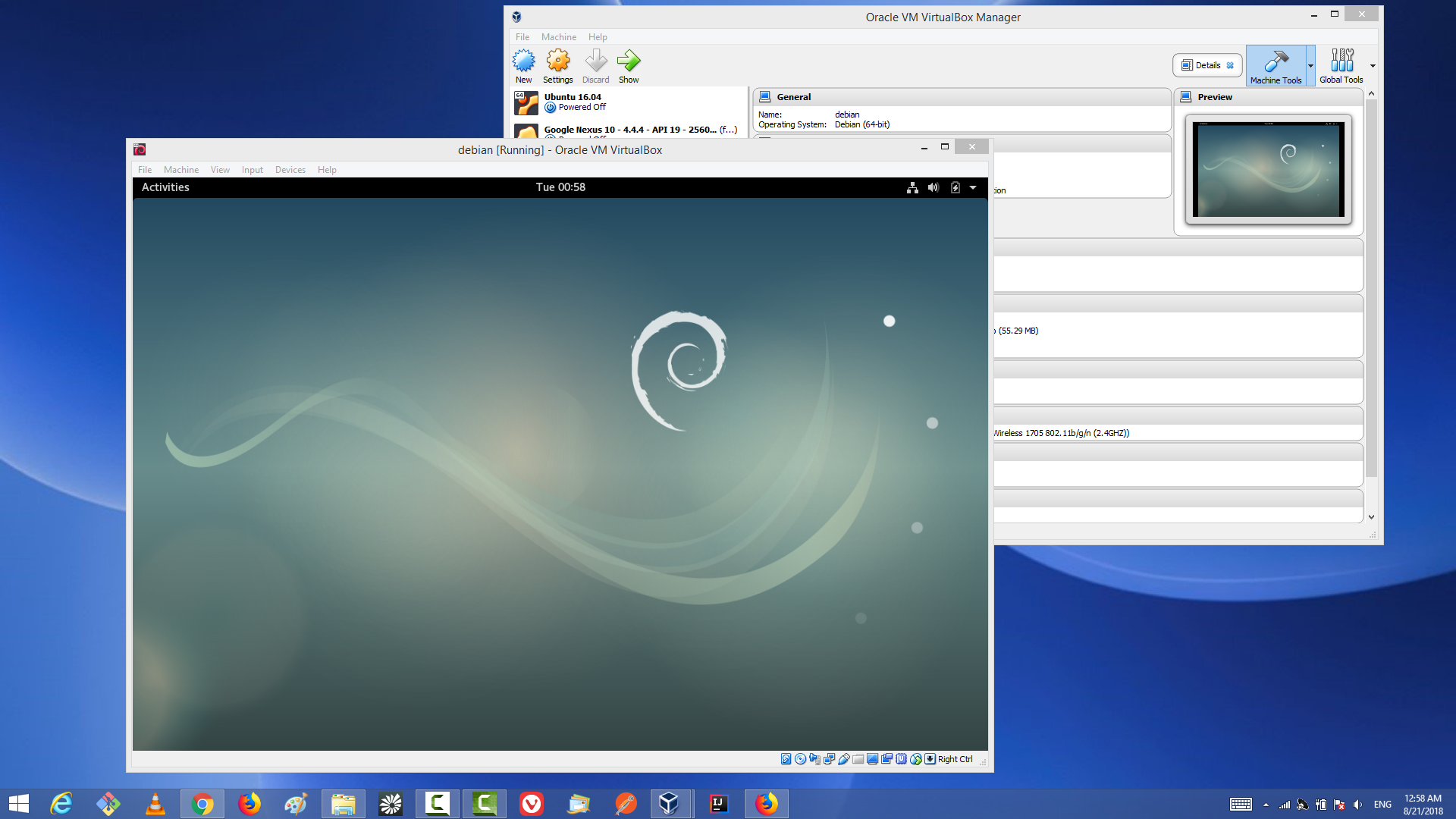 How to Install VirtualBox Guest Additions on Debian 9
