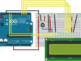 Arduino LCD Tutorial - How To Control An LCD